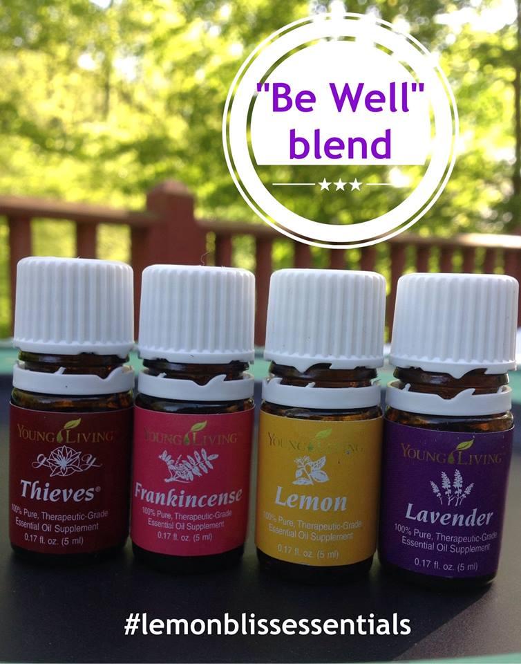 9 Essential Oil Roller Bottle Blends Lemon Bliss Essentials