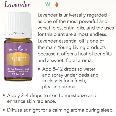 5 uses for lavender essential oil lemon bliss essentials. Black Bedroom Furniture Sets. Home Design Ideas